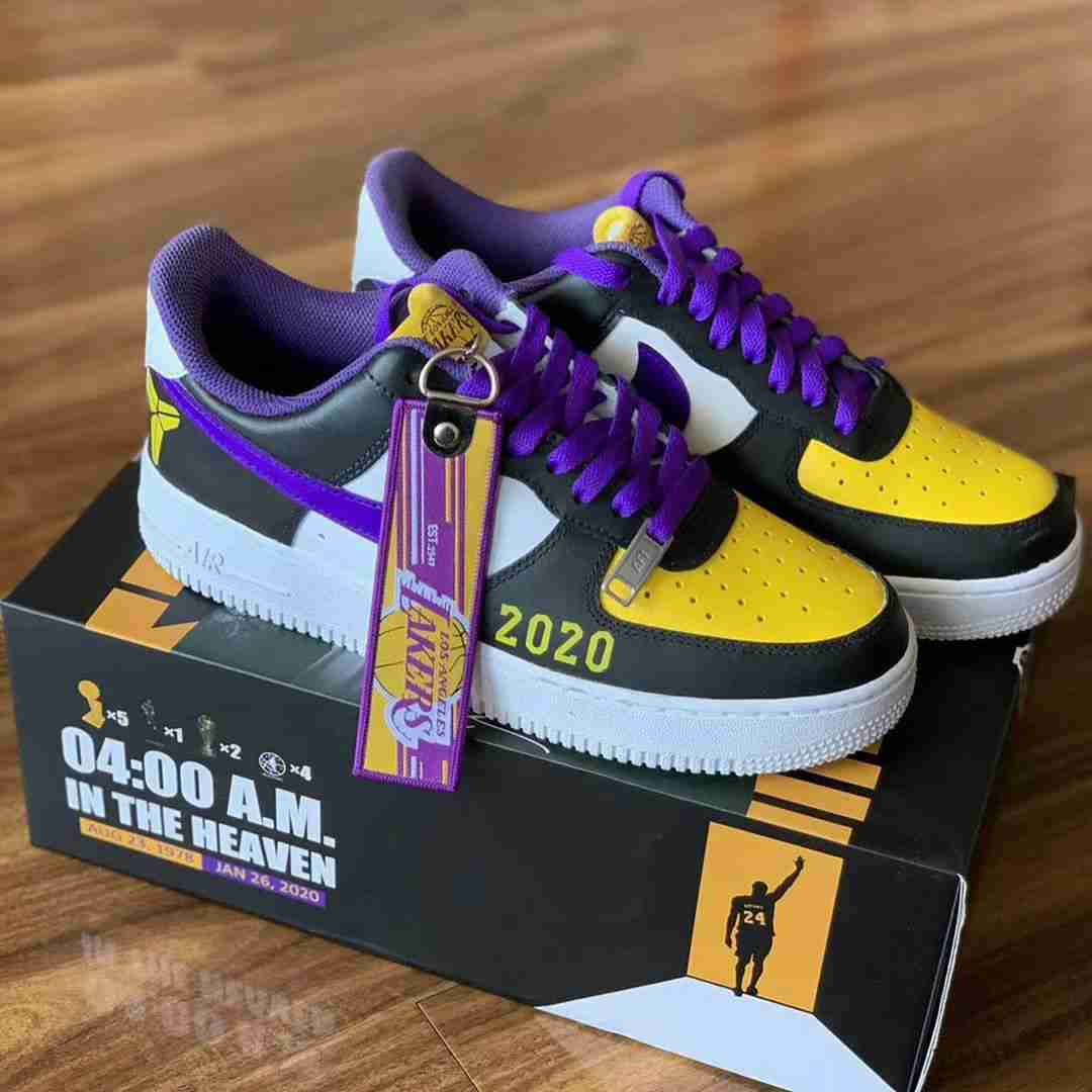 air force 1 kobe bryant